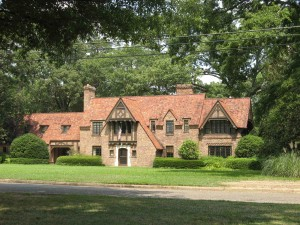Montgomery Tudor Revival – Our English Roots