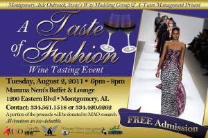 Fashion Show – August 2