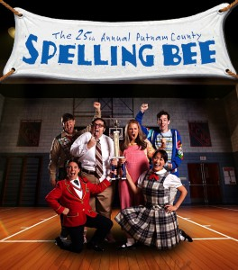 Spelling Bee at the Shakespeare Festival