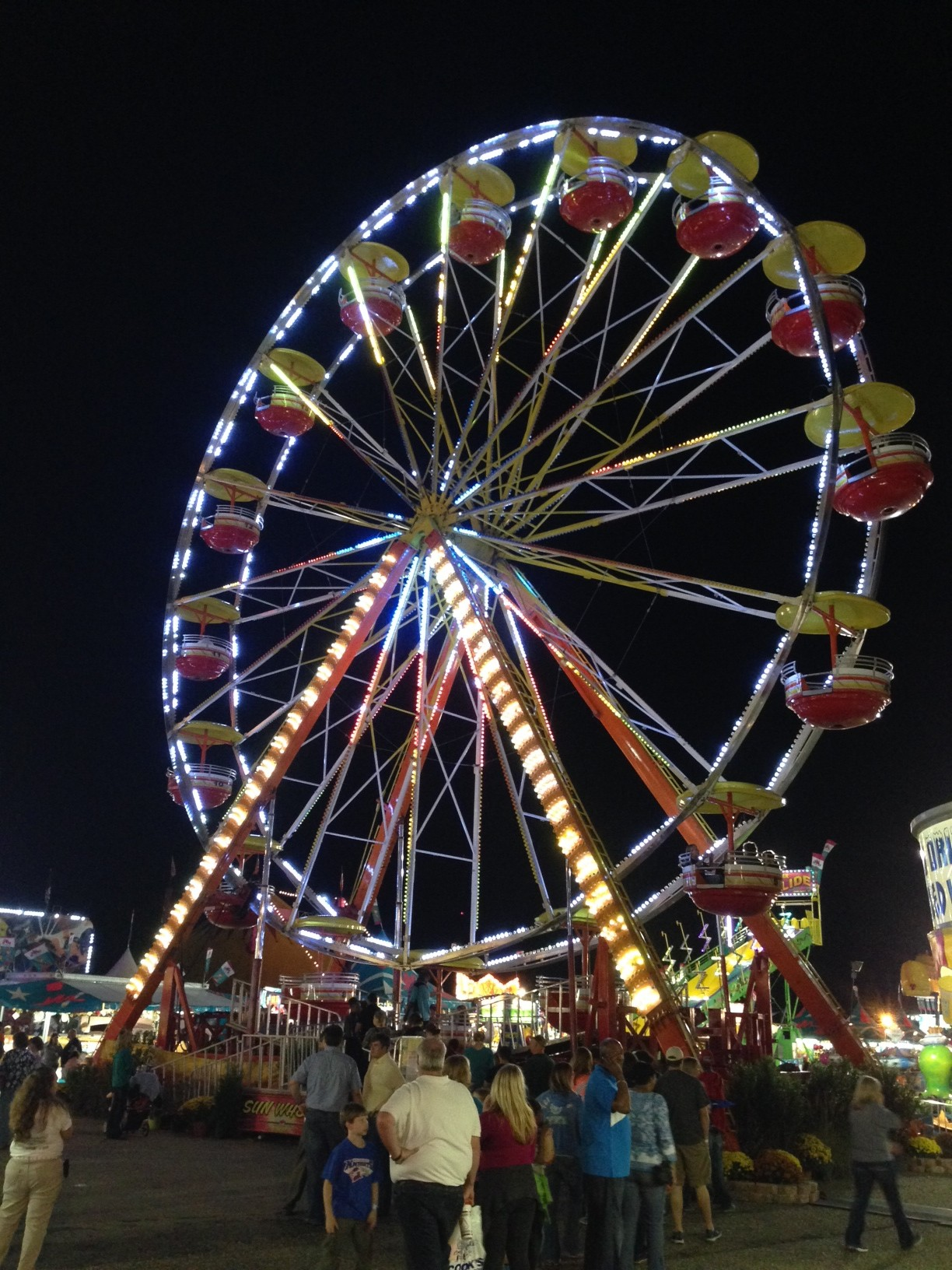 There is really no good reason why we hadn't been to the fair yet. We have lived in Montgomery for several years, and attending the fair seems like something that...