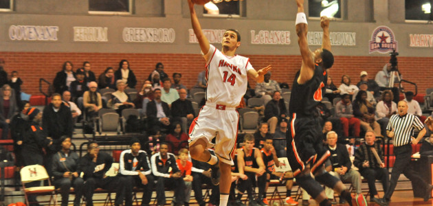 Huntingdon Hawks: Hidden Hoops