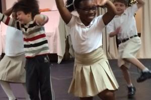 Young Actors at Play