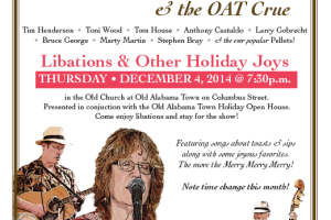 Libations and Other Holiday Joys