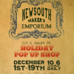 New Holiday Shopping Adventures at the Pop Up