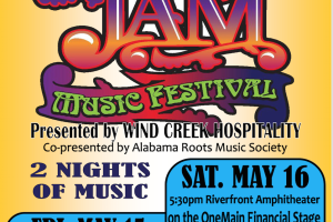 River Jam Music Festival: Save the Date – May 15-16
