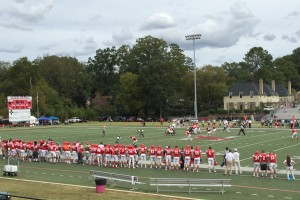 What It's Like at a Huntingdon College football game